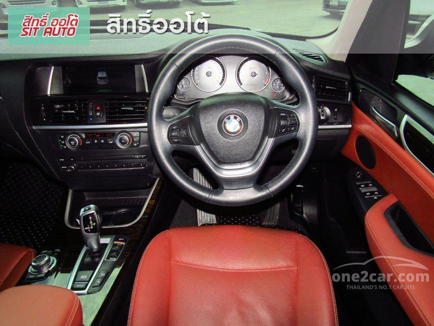 2014 BMW X3 xDrive20d SUV