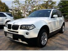2008 BMW X3 E83 (ปี 03-10) xDrive20d 2.0 AT SUV