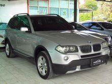2011 BMW X3 E83 (ปี 03-10) xDrive20d 2.0 AT SUV