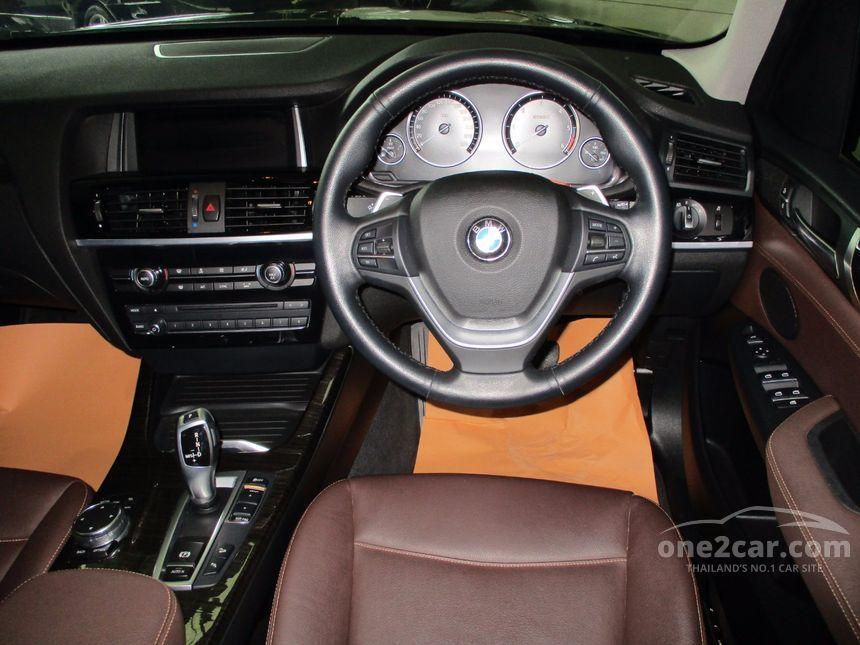 2015 BMW X3 xDrive20d SUV