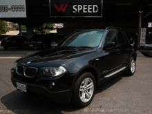 2010 BMW X3 E83 (ปี 03-10) xDrive20d 2.0 AT SUV