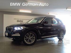 2017 BMW X3 2.0 F25 (ปี 10-16) xDrive20d SUV AT
