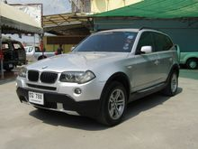 2009 BMW X3 E83 (ปี 03-10) xDrive20d 2.0 AT SUV