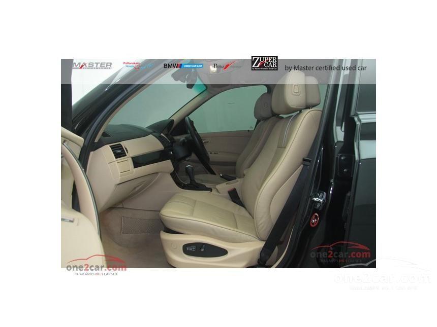 2009 BMW X3 xDrive20d SUV