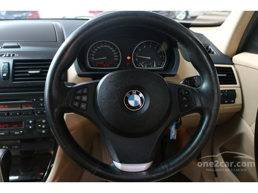 2007 BMW X3 xDrive25i SUV
