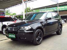 2008 BMW X3 E83 (ปี 03-10) xDrive25i 2.5 AT SUV