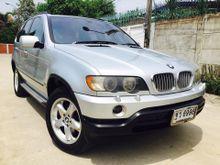 2003 BMW X5 E53 (ปี 99-06) 4.4 AT SUV