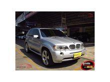 2001 BMW X5 E53 (ปี 99-06) 4.4 AT SUV
