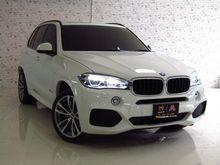2015 BMW X5 F15 (ปี 13-17) xDrive30d 3.0 AT SUV