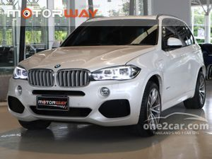 2018 BMW X5 2.0 F15 (ปี 13-17) xDrive40e M Sport SUV AT