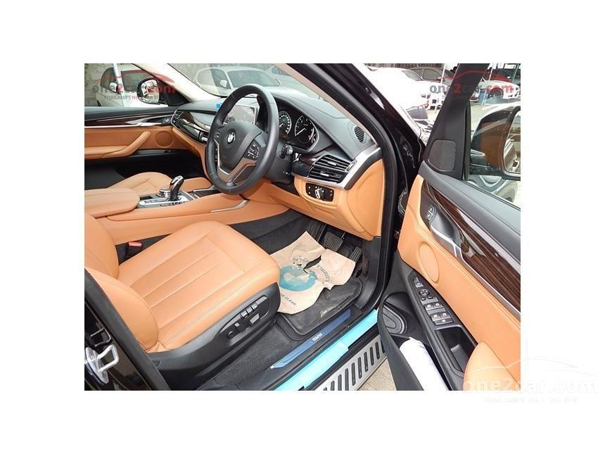 2015 BMW X6 xDrive30d SUV