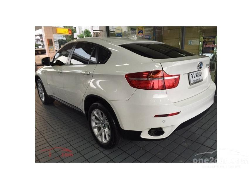 2012 BMW X6 xDrive30d SUV