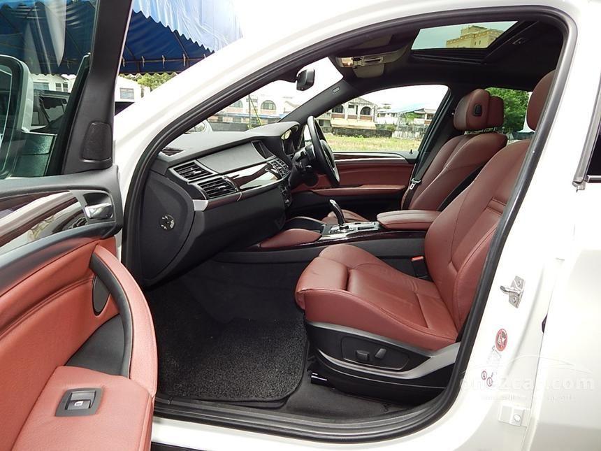 2011 BMW X6 xDrive35i SUV