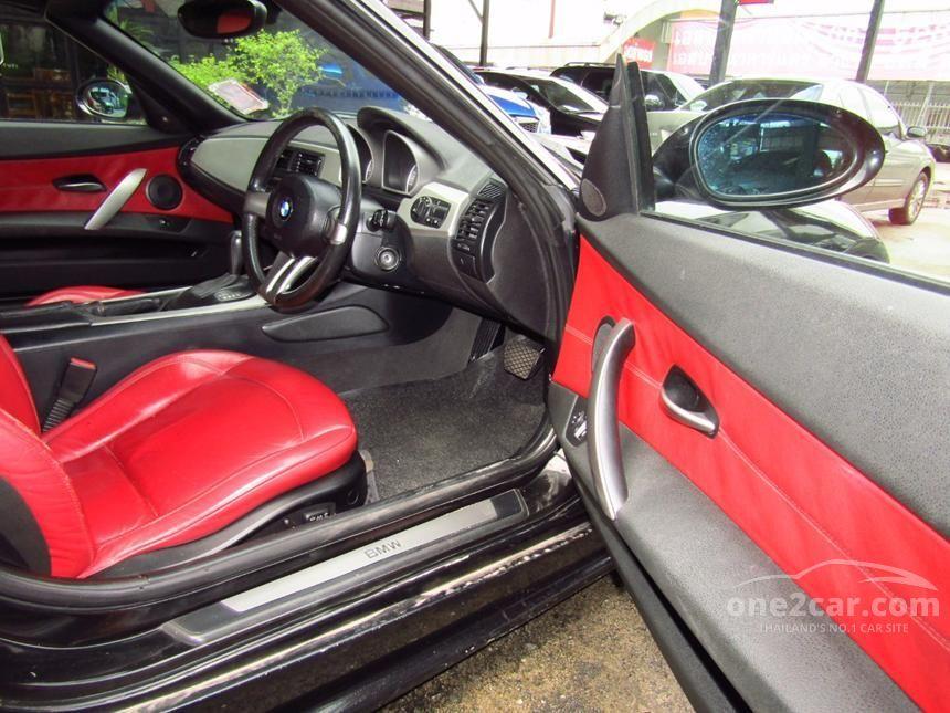 2006 BMW Z4 Convertible