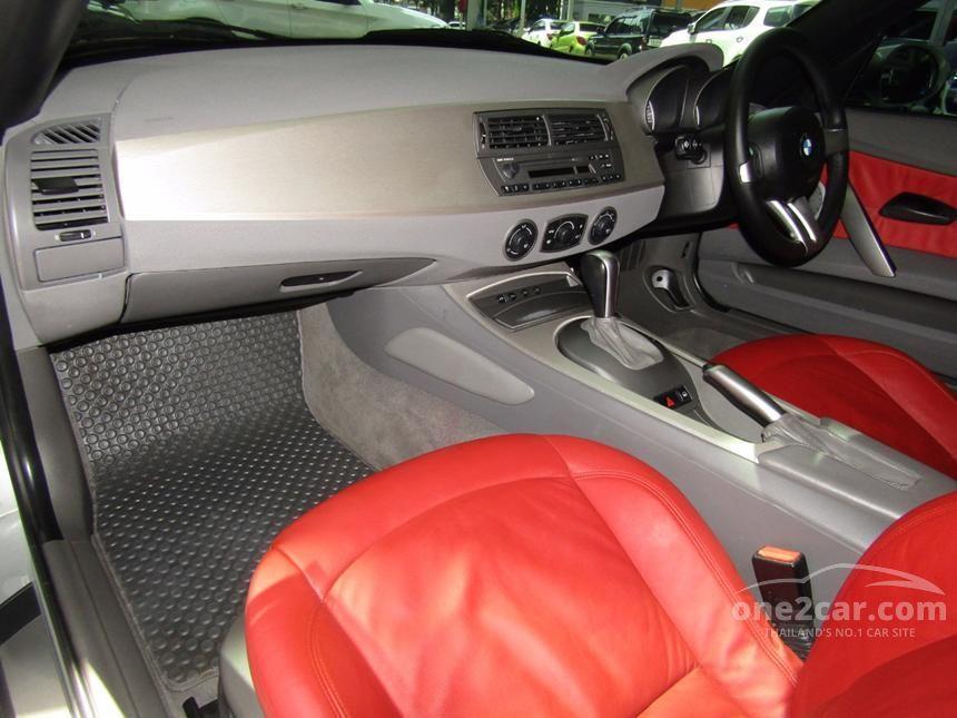 2004 BMW Z4 Convertible