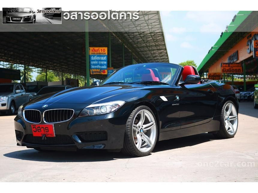 2014 BMW Z4 sDrive20i Convertible