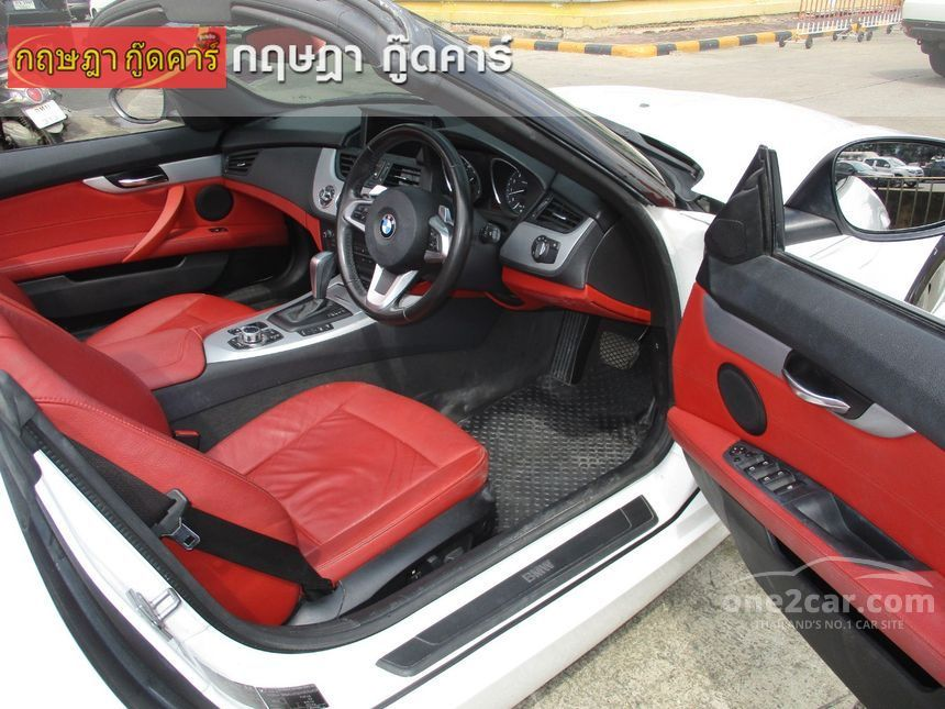 2011 BMW Z4 sDrive20i Convertible