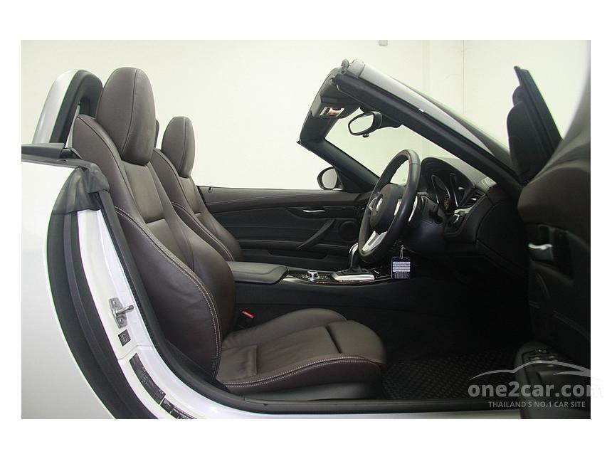 2011 BMW Z4 sDrive20i Highline Convertible