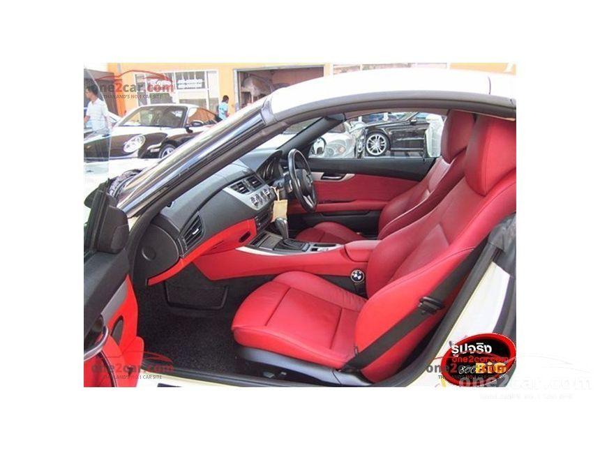 2009 BMW Z4 sDrive23i Convertible