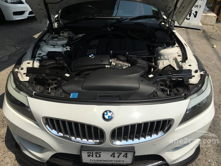 2013 BMW Z4 sDrive23i Convertible