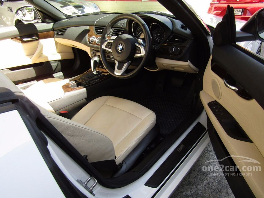 2012 BMW Z4 sDrive23i Convertible