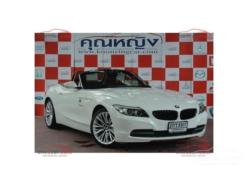 2010 BMW Z4 sDrive23i Convertible