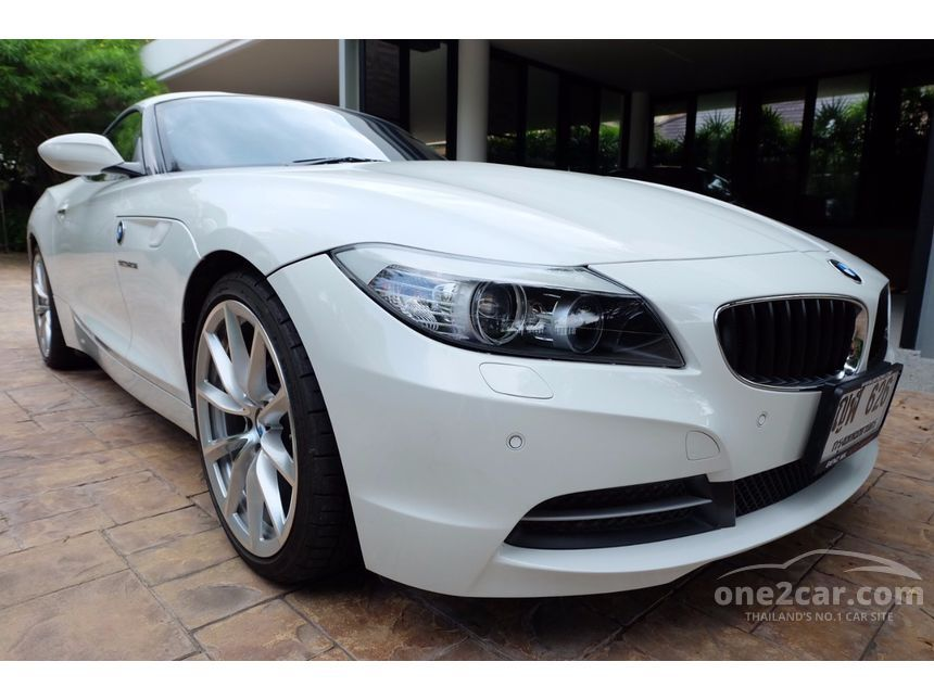 2011 BMW Z4 sDrive23i Convertible