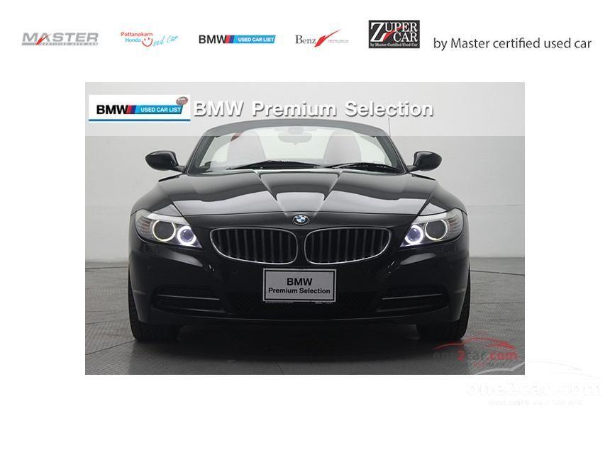 2011 BMW Z4 sDrive23i Convertible