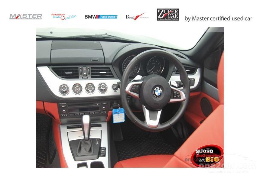 2010 BMW Z4 sDrive23i Convertible
