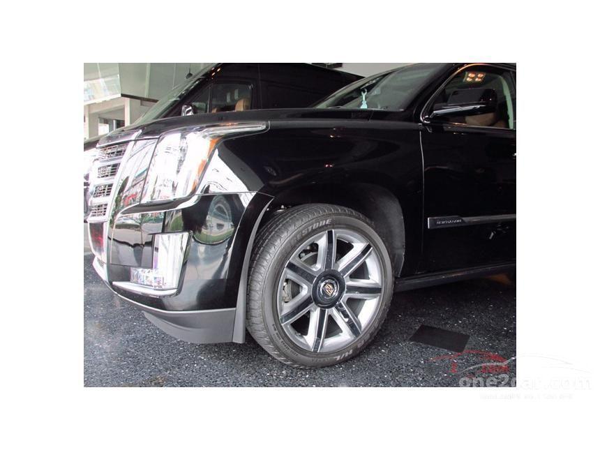 2016 Cadillac Escalade V8 Wagon