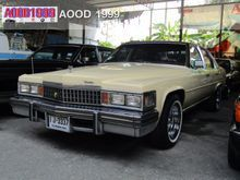 1978 Cadillac Fleetwood (ปี 77-84) de Ville 6.0 AT Sedan