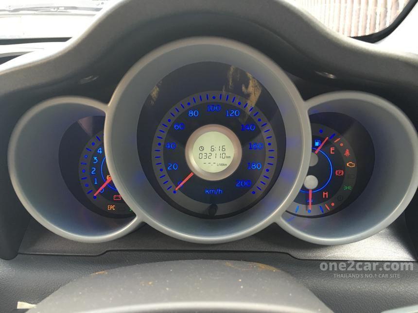 2011 Chery A1 Hatchback