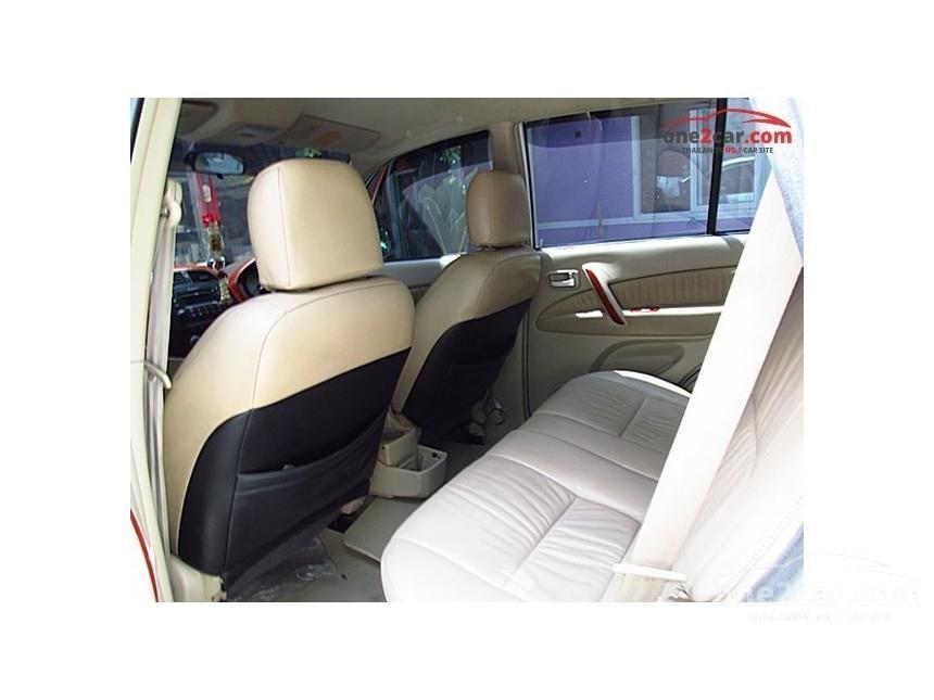 2011 Chery Tiggo Sport SUV