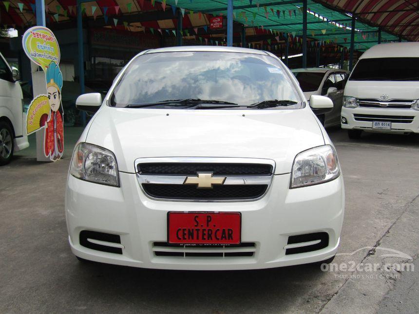 2011 Chevrolet Aveo Base Sedan