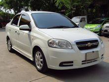2011 Chevrolet Aveo (ปี 06-14) LS CNG 1.6 AT Sedan