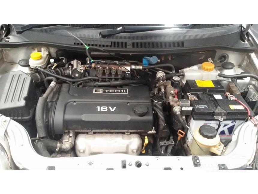 2012 Chevrolet Aveo LS CNG Sedan