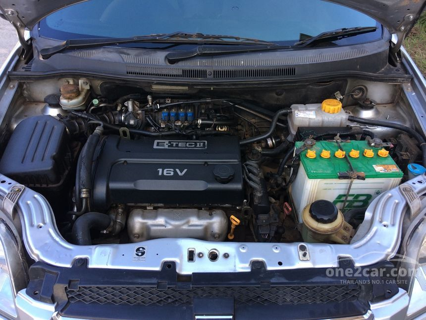 2006 Chevrolet Aveo LS Sedan