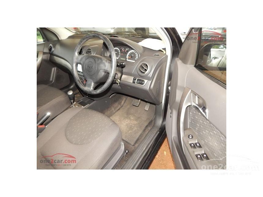 2011 Chevrolet Aveo LS Sedan