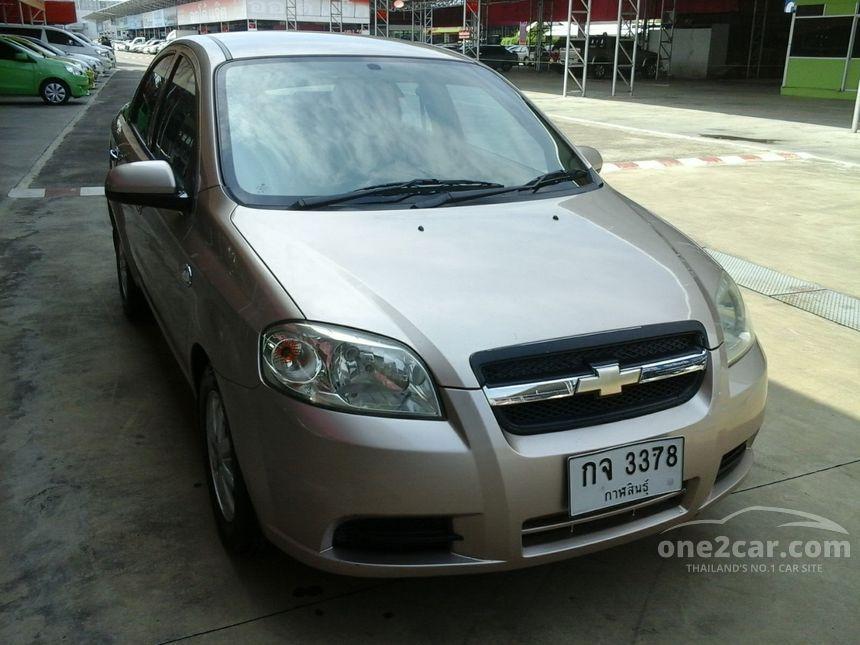 2007 Chevrolet Aveo LS Sedan