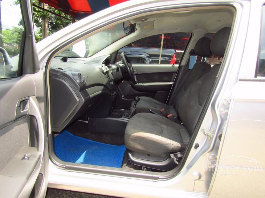 2010 Chevrolet Aveo LS Sedan