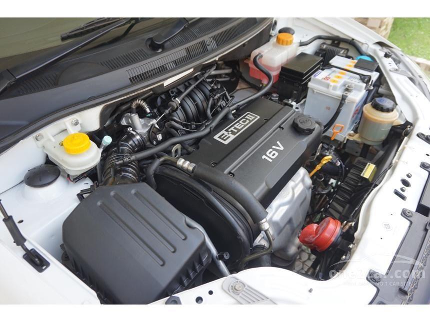 2012 Chevrolet Aveo LS Sedan