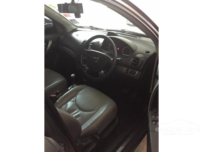 2011 Chevrolet Aveo LSX CNG Sedan