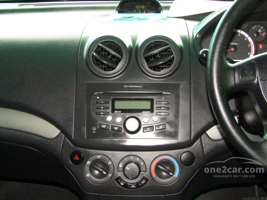 2009 Chevrolet Aveo LSX Sedan