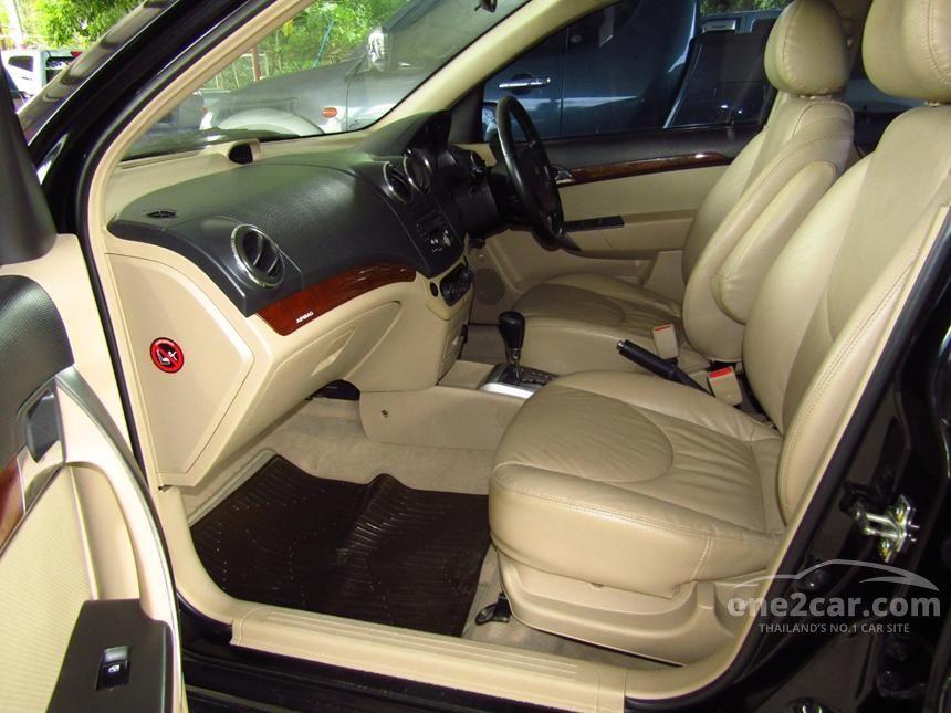 2009 Chevrolet Aveo LT Sedan