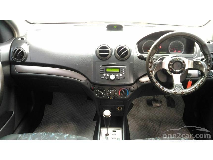 2007 Chevrolet Aveo LT Sedan