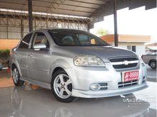 2008 Chevrolet Aveo (ปี 06-14) Lux 1.4 AT Sedan