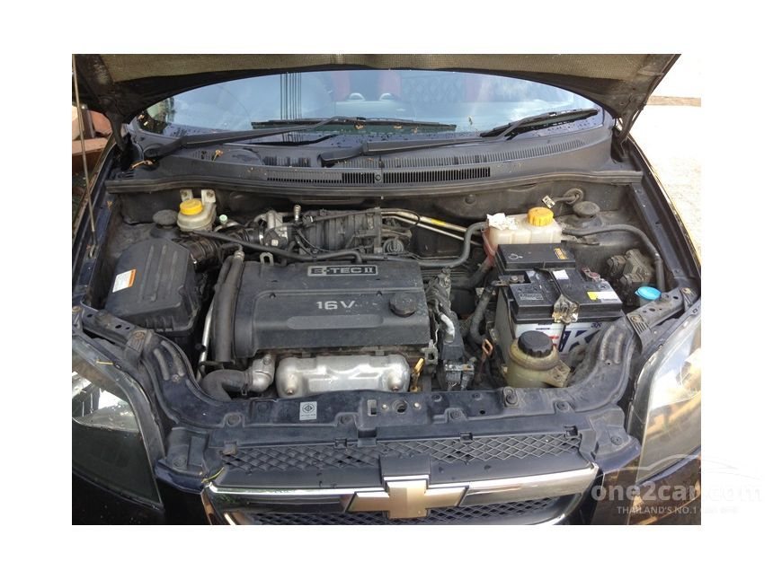 2009 Chevrolet Aveo SS Sedan