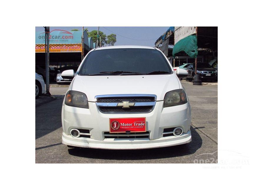 2010 Chevrolet Aveo SS Sedan