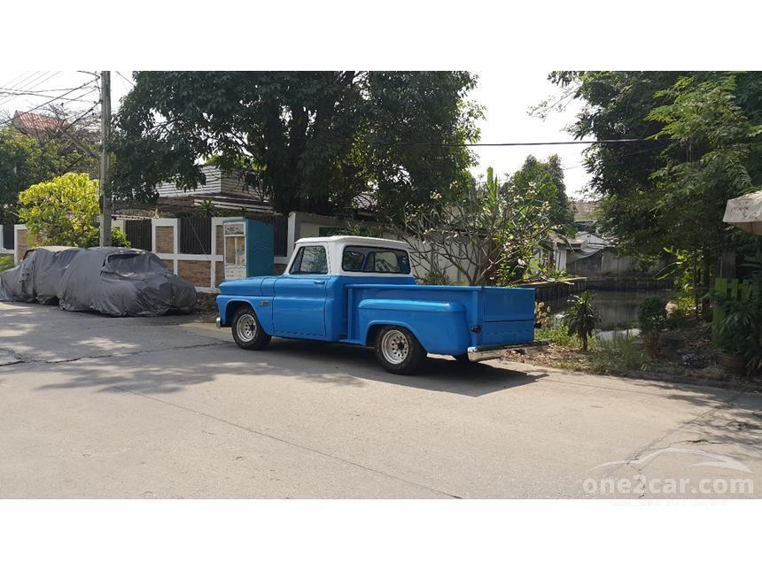 1965 Chevrolet C10 Single Pickup