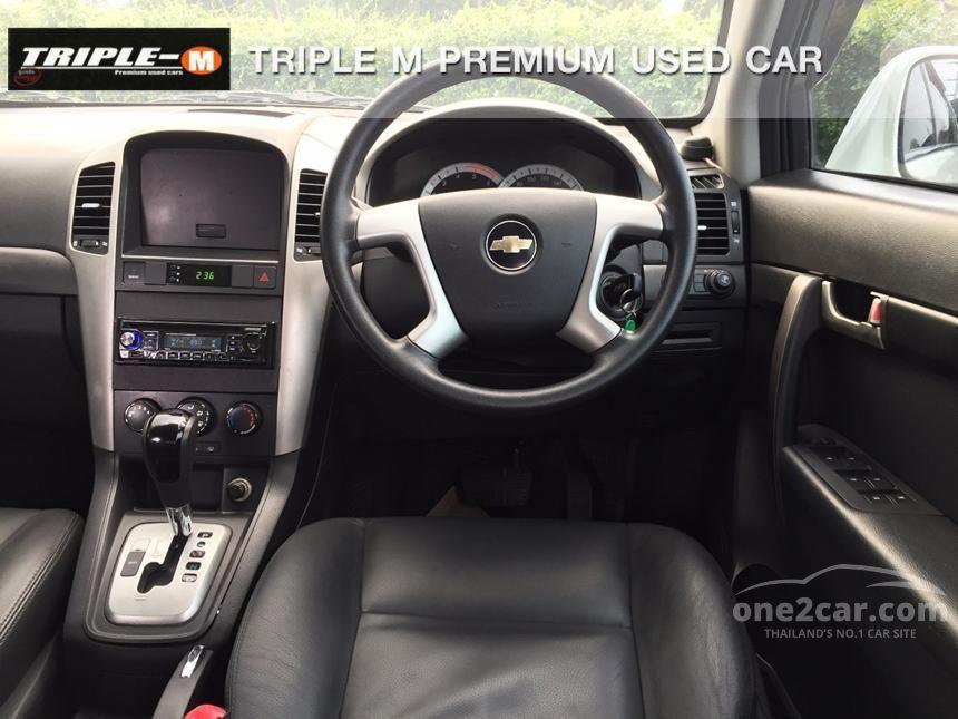 2010 Chevrolet Captiva LS SUV